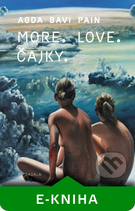 MORE LOVE ČAJKY | e-book
